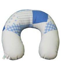 apoio suporte almofada proteção cabeça pescoço bebê carro