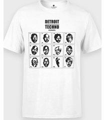 koszulka detroit techno elements