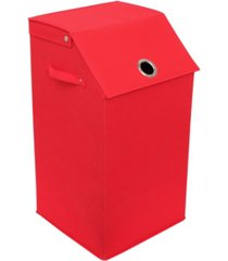 redmon flip top laundry hamper