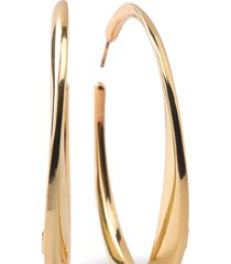 ippolita classico large 18k gold hoop earrings in yellow gold at nordstrom