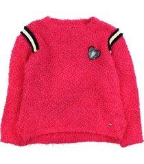 sweater just denim fucsia ficcus
