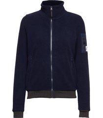 boom jacket sommarjacka tunn jacka blå wearcolour