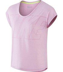 camiseta dama nike 638900-682 rosado