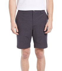 men's faherty all day 9-inch shorts, size 42 - grey
