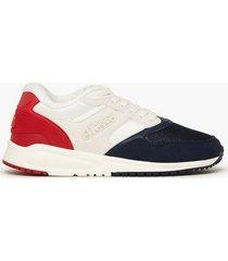 ellesse el nyc84 sued runner shoe sneakers white/blue