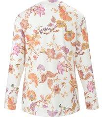 pyjama van 100% katoen met bloemornamenten van eva b. bitzer multicolour