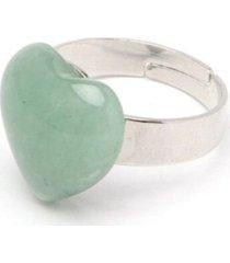 anillo mujer corazon jade bh26421