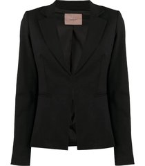 twin-set blazer jacket