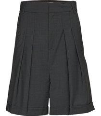iw50 32 carolyniw shorts bermudashorts shorts svart inwear