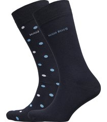 2p rs dot cc underwear socks regular socks blå boss