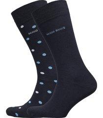 2p rs dot cc underwear socks regular socks blå boss
