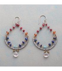 aerial earrings