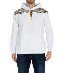marcelo burlon birds wings hoodie