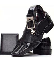 86a0302d69 Sapatos - Masculino - Preto - 867 produtos com até 75.0% OFF - Jak Jil