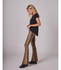 pantalón animal print muet store leopard