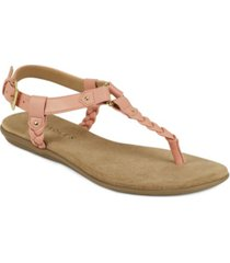 aerosoles cedar grove braided sandal women's shoes
