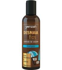 yenzah desmaia fios - shampoo 240ml