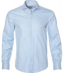 jac hensen overhemd - modern fit - blau