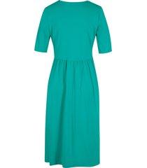 jurk met knoopsluiting