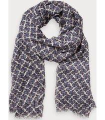 scotch & soda lightweight tencel™ printed scarf