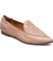 shoes 4504 loafers låga skor rosa billi bi