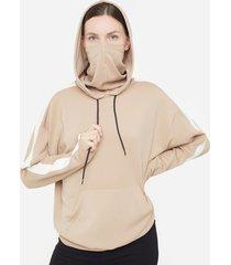 buzo hoodie de protección