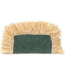 0711 di clutch bag - green