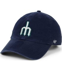 '47 brand seattle mariners core clean up cap