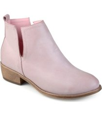 journee collection women's india bootie women's shoes