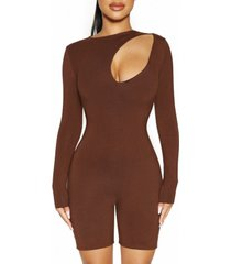 the nw cutout romper