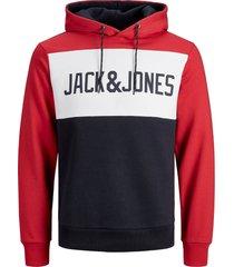 jack & jones sweatshirt 12173901 jjelogo