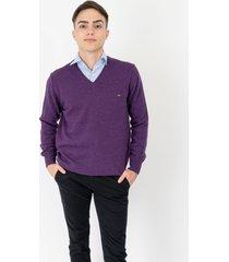 sweater violeta pato pampa