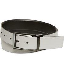 pga tour men's leather reversible belt