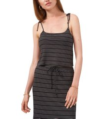 1.state women's tie strap cami top