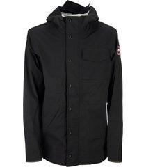 canada goose nanaimo - rain jacket