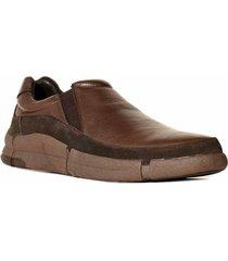 zapato marrón briganti anatomic clásico