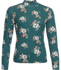 maglia in jersey con colletto dritto (petrolio) - bodyflirt