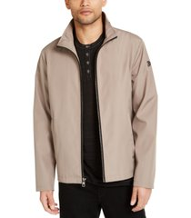 calvin klein men's bonded jacket, created for macy's