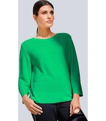 trui alba moda groen