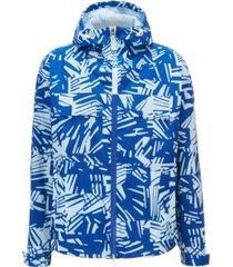boss men's regular-fit water-repellent jacket