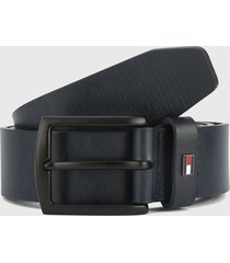 cinturón azul tommy hilfiger