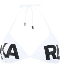 karl lagerfeld bikini tops