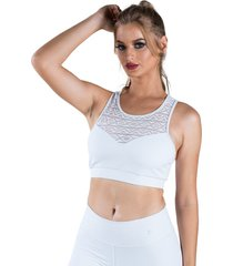 top surty tribal line branco