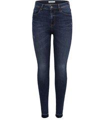 jeans jacqueline de yong azul - calce skinny