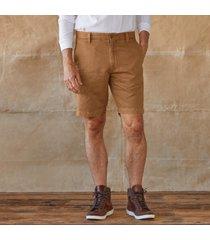 tate linen shorts