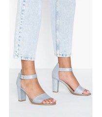 pavement silke glitter high heel