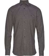 dolwen button down shirt overhemd casual grijs morris