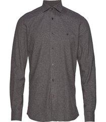 dolwen button down shirt overhemd casual grijs morris