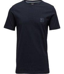 tales t-shirts short-sleeved blå boss