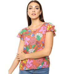 blusa camel miss bling lory